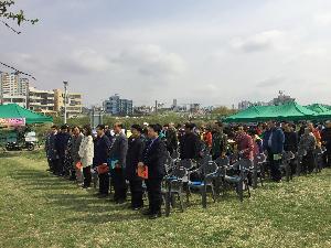 2019 광천동 벚꽃축제 및 주민총회